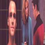 New banner for my Beverly Crusher centric fanfic: A Mother's Joy.